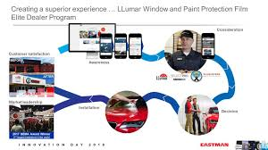Eastman Invests in Leading Edge Technology for Paint Protection Film Pattern Creation