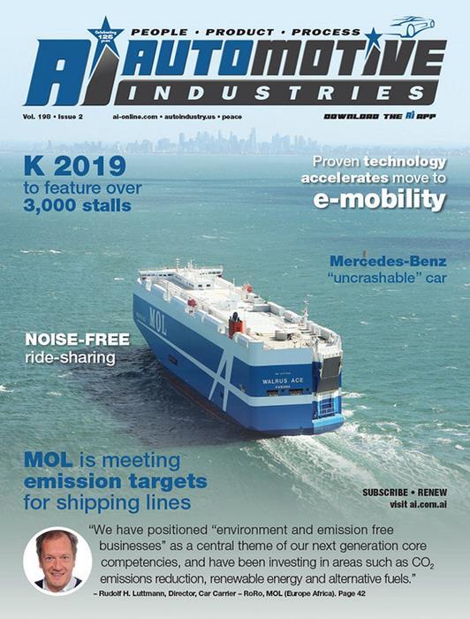 Shipping partnerships to reduce emissions