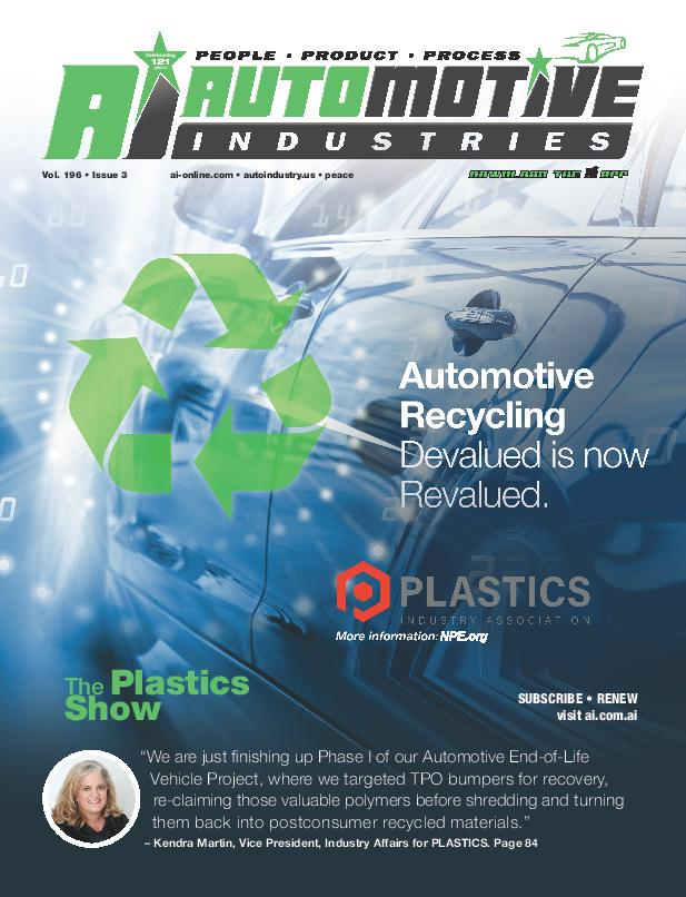 PLASTICS Responds to Introduction of RECYCLE Act